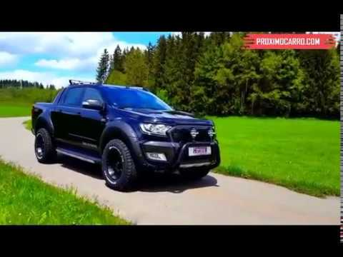 ford ranger 2018 novidades pre os e detalhes youtube. Black Bedroom Furniture Sets. Home Design Ideas