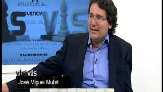 José Miguel Mulet, profesor de Biotecnología UPV 1-3-15