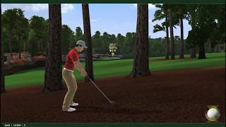 Some of Tiger woods 2012 PC Gameplay