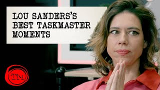 Lou Sanders's Best Taskmaster Moments