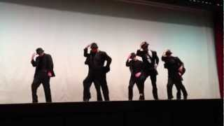 高校生活最後の文化祭でデンジャラスを踊りました! この映像は横からの...