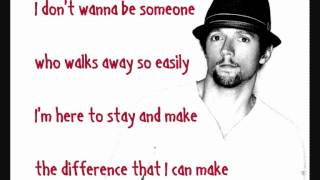 Jason Mraz - I Won't Give Up (Lyrics On Screen)