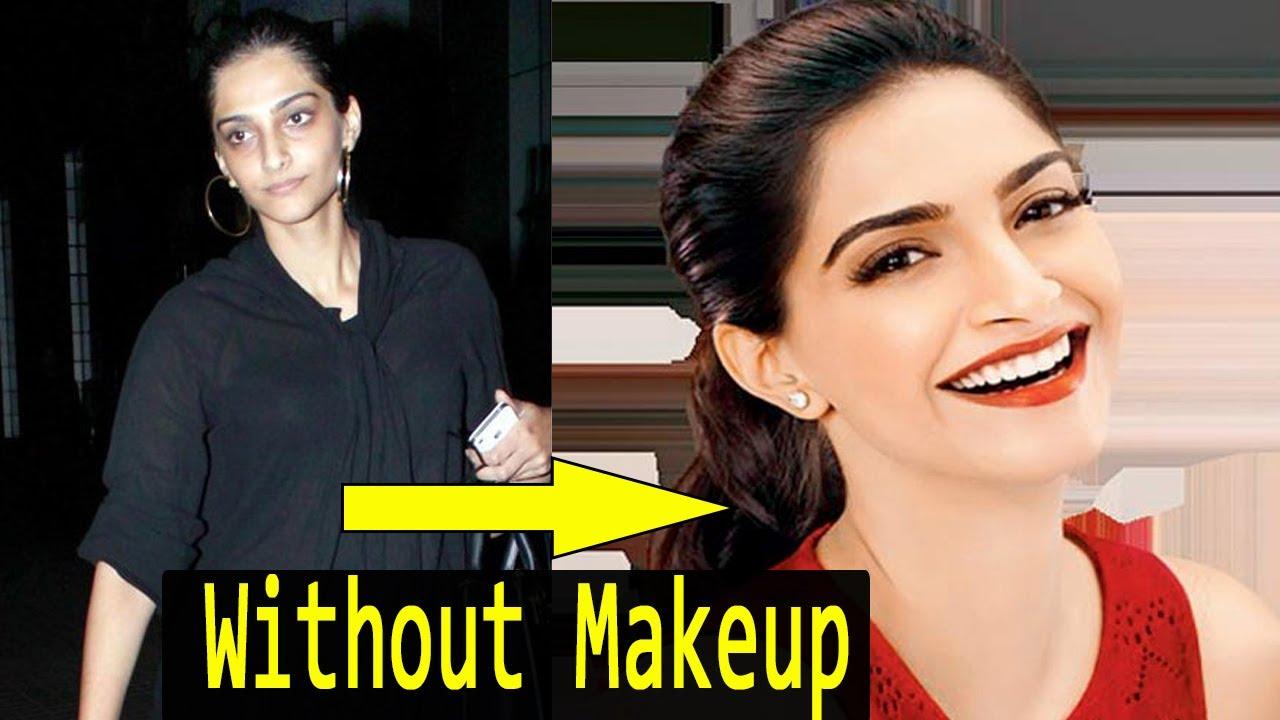 bollywood actresses who look bad without makeup | saubhaya