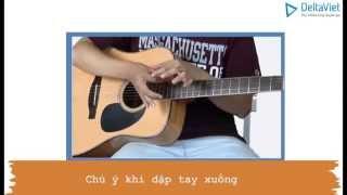 Sách tự học Guitar Đệm Hát (Lê Vũ Acoustic) - Bài 11 - Disco (Bepop)