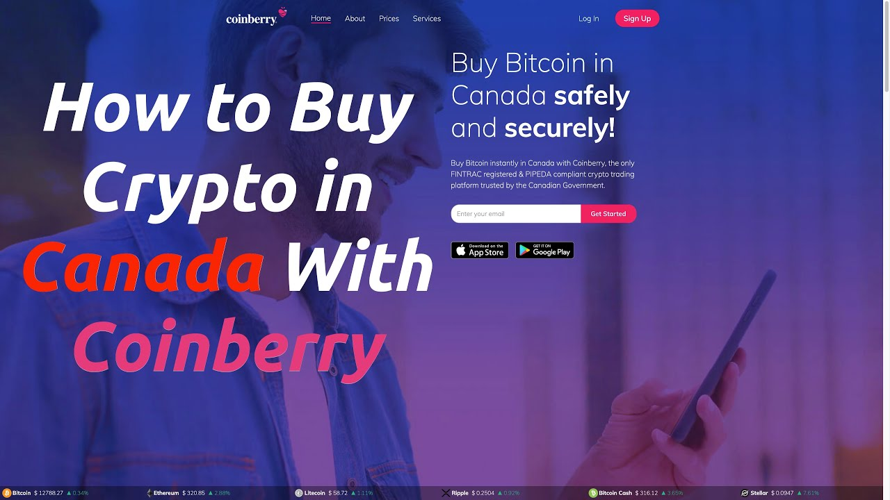 How to buy Bitcoin in Canada with Coinberry (Get $20 FREE)