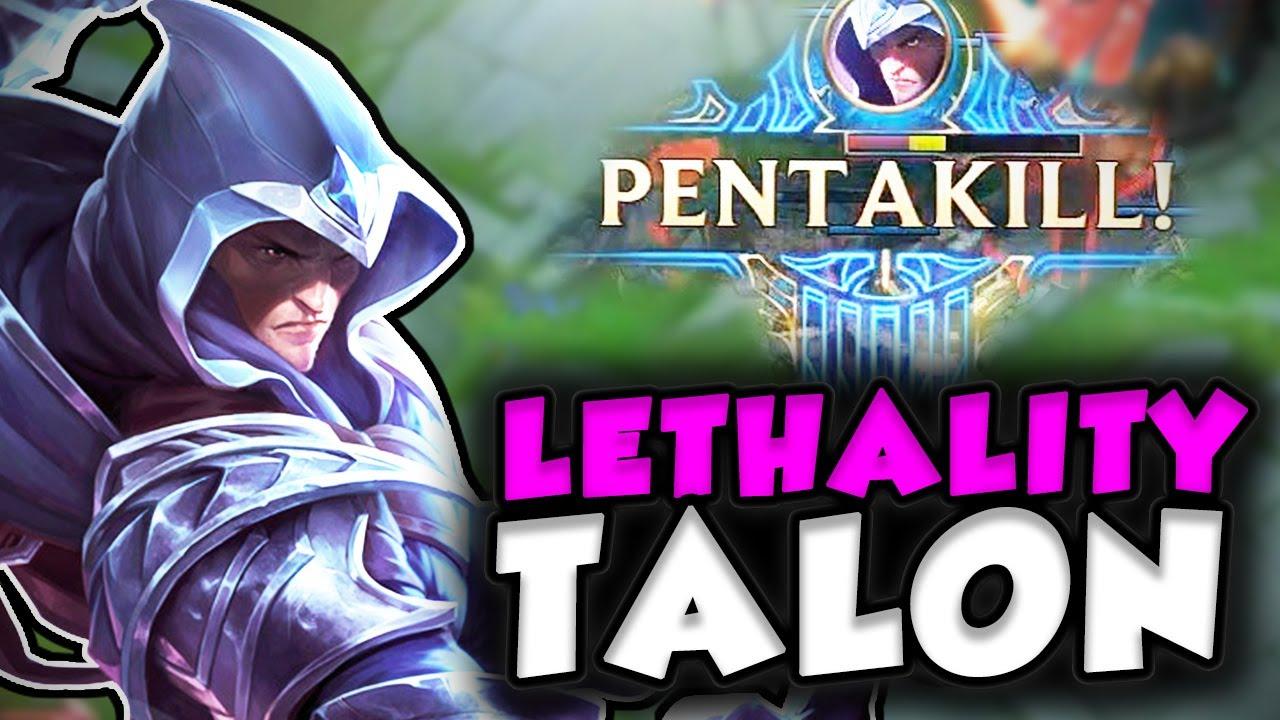 Best Talon Build