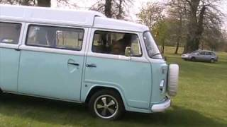 For Sale! 2006 Aircooled Danbury VW Type 2 camper van