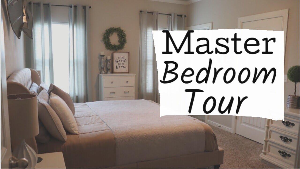 Master Bedroom Tour Storage Ideas Youtube