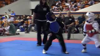 Round Robin Tournament Khamrin 2nd Fight