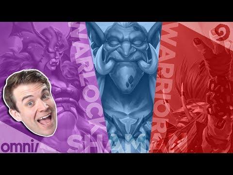 Brian Kibler's Rastakhan's Rumble Review (Shaman/Warlock/Warrior)