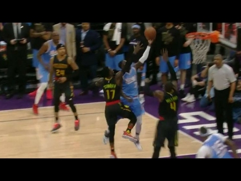 Darren Collison Game Winning Layup After Intense Last Minute