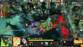 iG vs Newbee - Game 2 (iLeague Season 3 - LB Round 2) - Blaze & Ryuuboruz