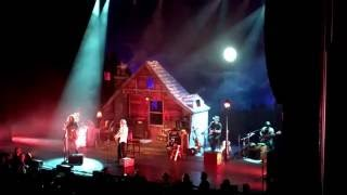 Yusuf/Cat Stevens plays Wild World (with Chris Cornell) at The Pantages in Hollywood 10/6/16
