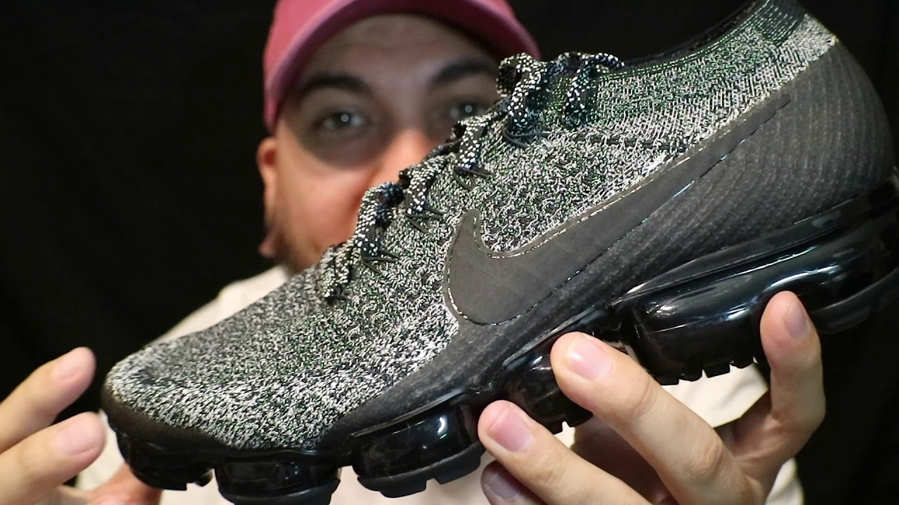 2017 Nike Air Vapormax (Cookies   Cream) review + on feet - YouTube 8f3862707