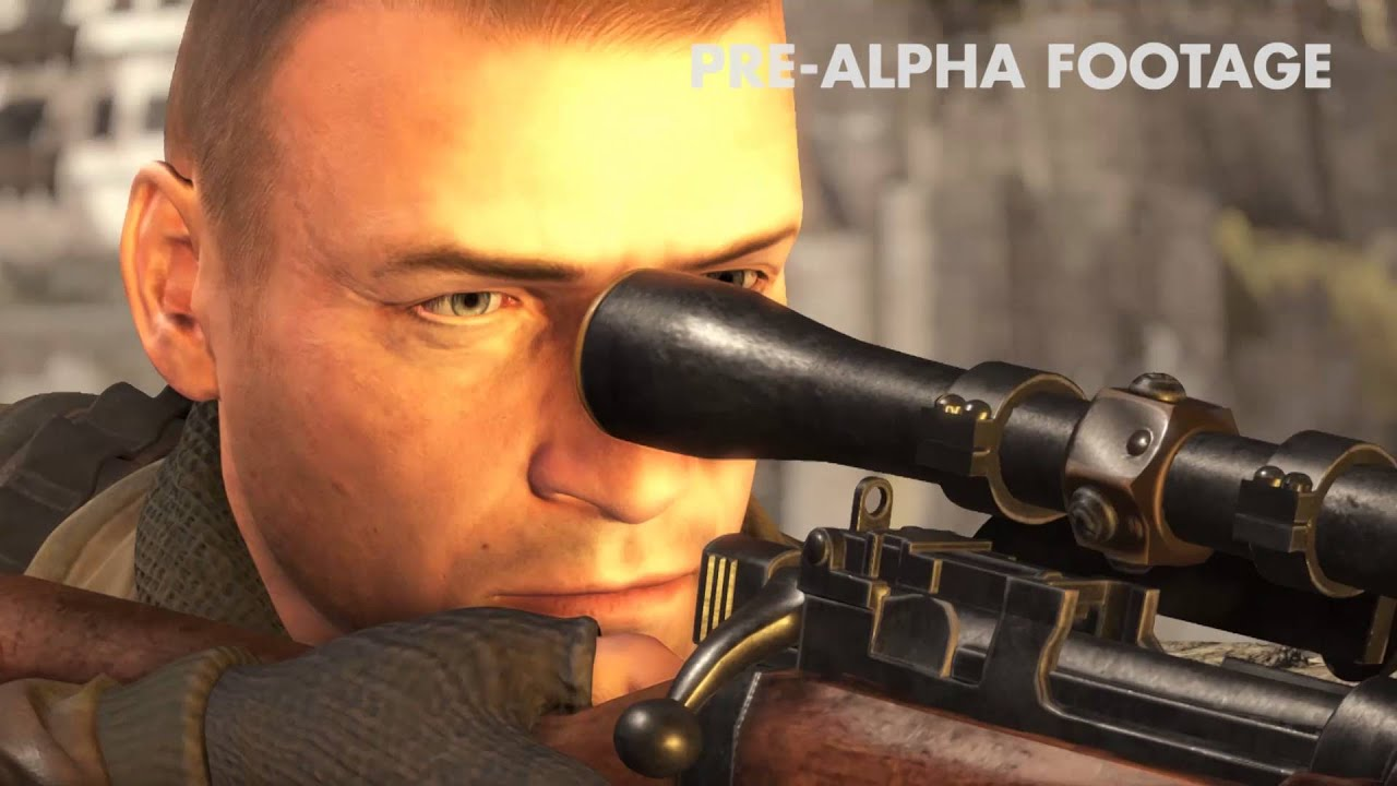 Sniper Elite 4 - PC - Torrents Games