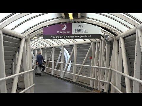 How To Get To The Hilton & Premier Inn Terminal 4 Heathrow Airport London UK