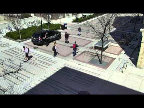 UWPD Graffiti Arrest Video 5