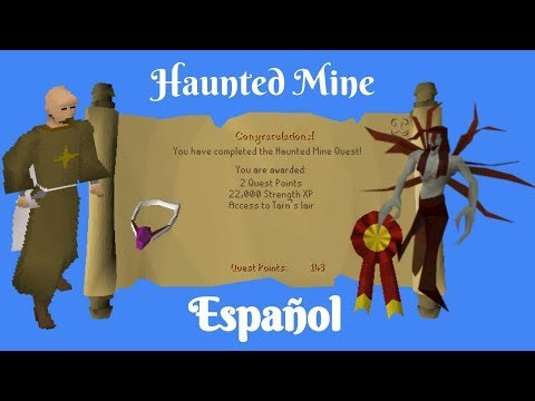 [OSRS] Haunted Mine (Español)
