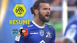 Video ESTAC Troyes - Stade Rennais FC (1-1)  - Résumé - (ESTAC - SRFC) / 2017-18 download MP3, 3GP, MP4, WEBM, AVI, FLV November 2017