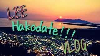 VLOG Hokkaido Bullet Journey in Hakodate