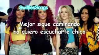 Little mix - Wings (subtitulada al español)