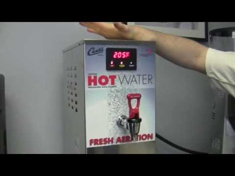 Crew Review: Curtis WB5GT Digital Hot Water Dispenser