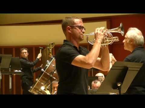 Summon the Heroes, by John Williams, IET Festival Brass Band, featuring Doug Lindsey, cornet