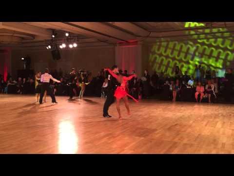 Andrey Tarasov and Yulia Kuznetsova - 2015 IGB Pro Latin Jive