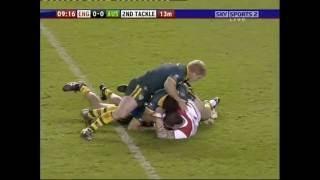 2009 FOUR NATIONS FINAL ENGLAND V AUSTRALIA