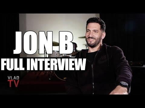 Jon B on Working with 2Pac, Babyface, Nas, 'They Don't Know' (Full Interview)