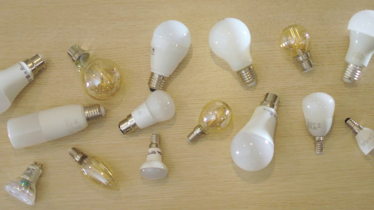 Choosing the right energy efficient bulb - Energywise