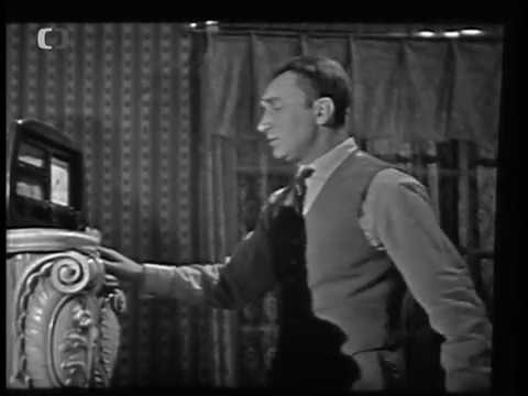 Ministerstvo strachu (krimi-thriller 1966) - 1.díl/2