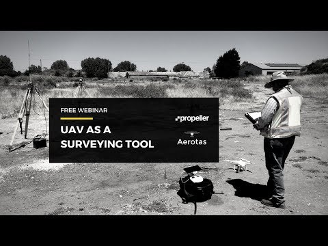 UAV as a Surveying Tool