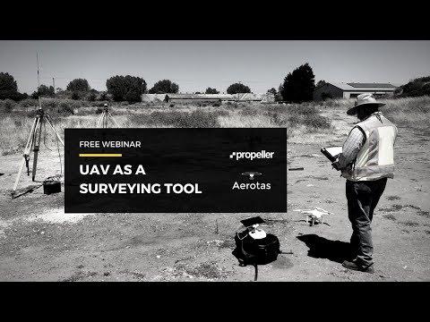 UAV as a Surveying Tool