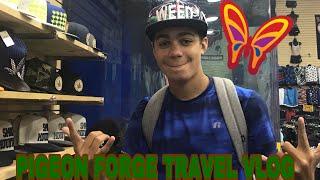 Dollywood/Pigeon Forge Travel Vlog 2018