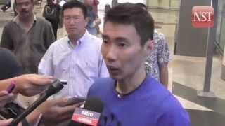 BWF hearing done, Chong Wei return to training tomorrow