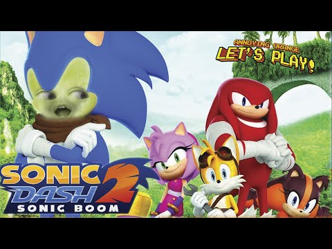 Gaming Grape Plays - SONIC DASH 2: Sonic Boom