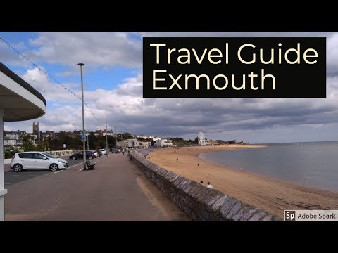 Travel Guide My Holiday To Exmouth Devon UK