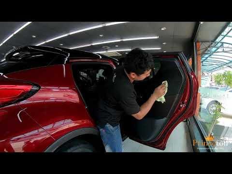 Brand New Premium Toyota CHR Red