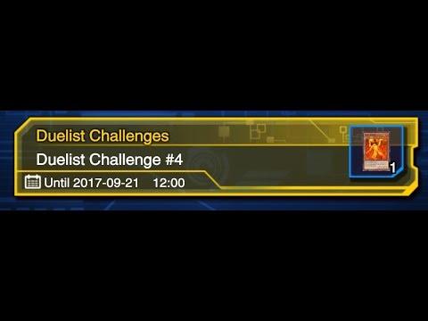 Yu-Gi-Oh! Duel Links : Duelist Challenge 4.