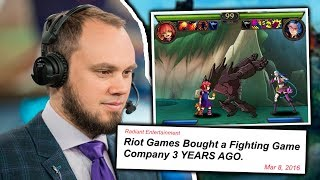5 Things RIOT GAMES Wants You To Forget thumbnail