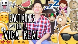 EMOTICONES EN LA VIDA REAL Thumbnail