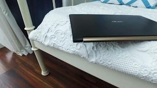 Часть 4. Acer Swift 7. Мексика. Рамиль помял ноутбук
