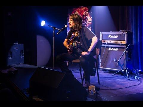"Ron ""Bumblefoot"" Thal - Guitar Clinic in Bochnia, Poland"