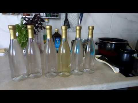 Домашнее вино из смородины - рецепт с фото и видео