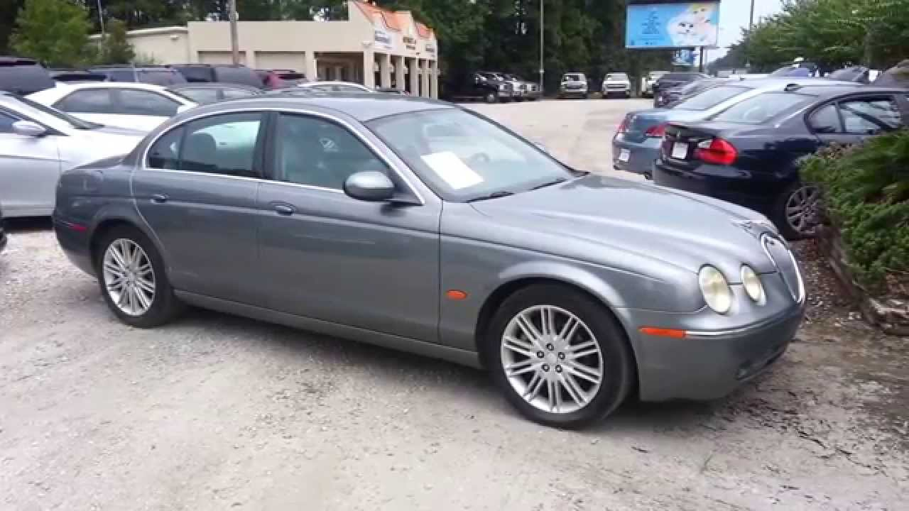2005 jaguar s type for sale youtube. Black Bedroom Furniture Sets. Home Design Ideas