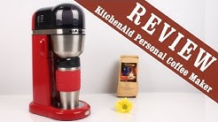 Review: KitchenAid Personal (drip) Coffee Maker