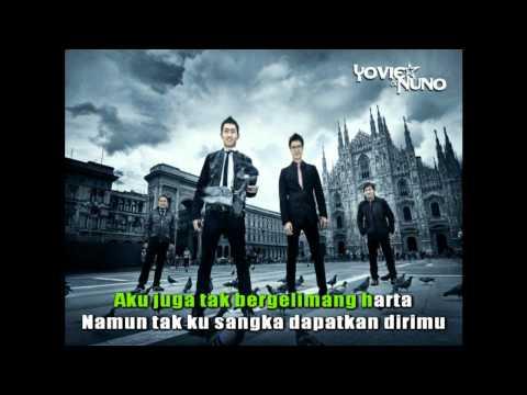 Yovie & Nuno - Tak Setampan Romeo [Karaoke Lirik Lagu]