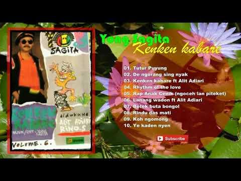 Yong Sagita Tembang Bali Lawas Album Kenken Kabare