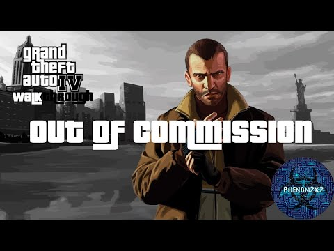 Grand Theft Auto IV – Out of Commission